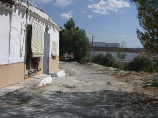 La casa de mi t o el margen granada for La casa de granada en madrid