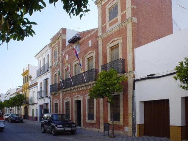 Casa de la cultura los palacios y villafranca sevilla - Casas en los palacios y villafranca ...