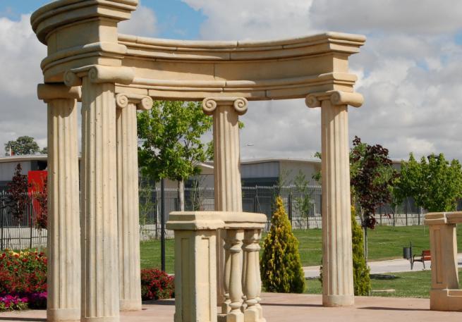 Columnas romanas torrejon de ardoz madrid - Viviendas en torrejon de ardoz ...
