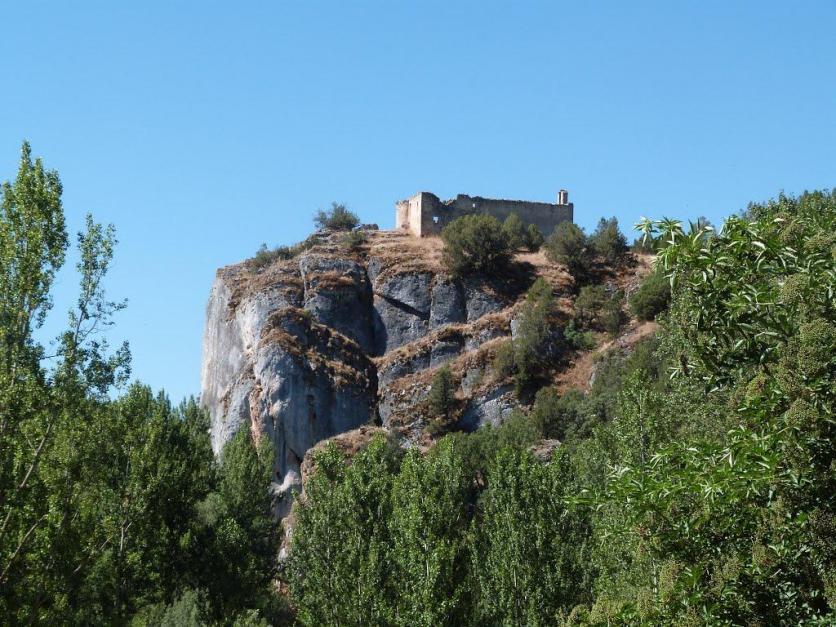 Resultado de imagen de ermita de san pelayo burgos