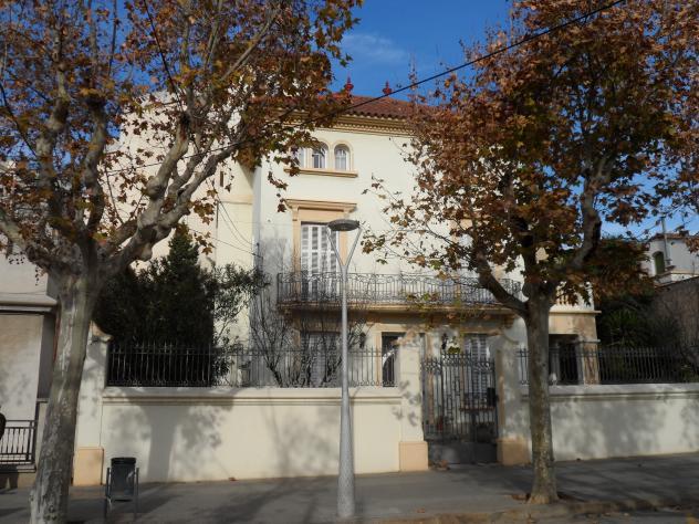 Casa francesc serra sant feliu de llobregat barcelona - Temperatura sant feliu de llobregat ...