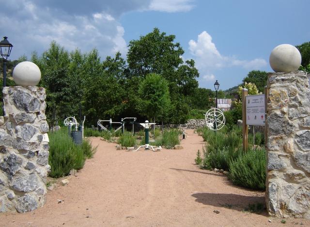 Parque biosaludable villanueva del rey c rdoba for Villanueva del rey