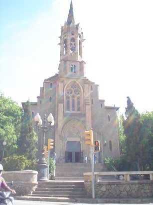 Iglesia mayor de santa coloma santa coloma de gramenet for Chiquipark en santa coloma de gramenet