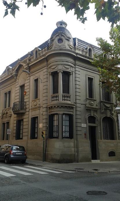 afrancesado Un Edificio De Corte Afrancesado SABADELL Barcelona