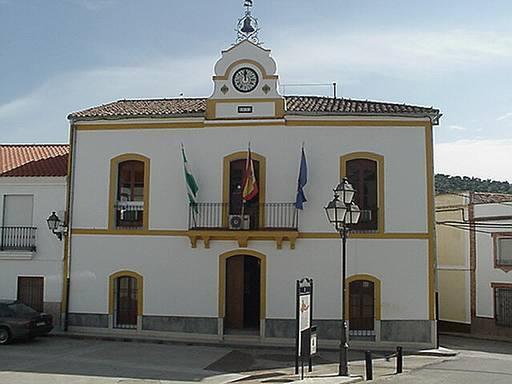Ayuntamiento villanueva del rey c rdoba for Villanueva del rey