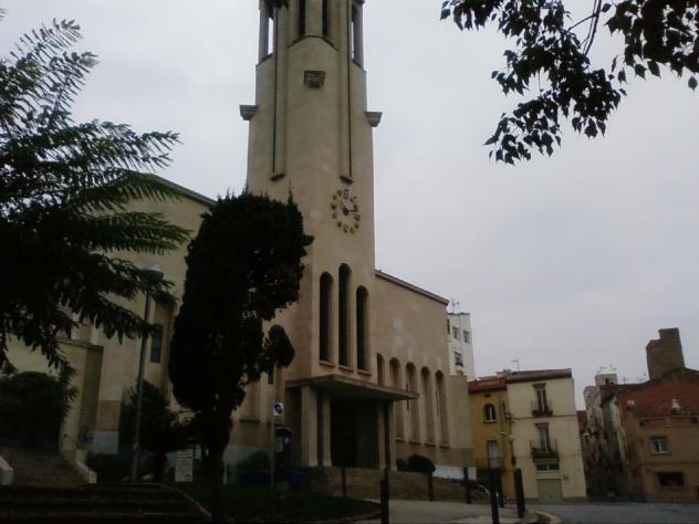 Iglesia de sant miquel molins de rei barcelona - Casa en molins de rei ...
