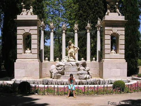 Jard n del pr ncipe fuente de apolo aranjuez madrid - Jardin del principe aranjuez ...