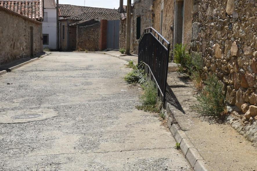 Calle El Horno San Miguel De Serrezuela Avila