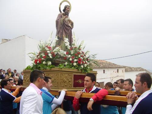 Viva San Marcos, LARVA (Jaén)