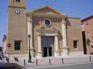 Iglesia de Nuestra Señora de La Salceda, LAS TORRES DE COTILLAS ...
