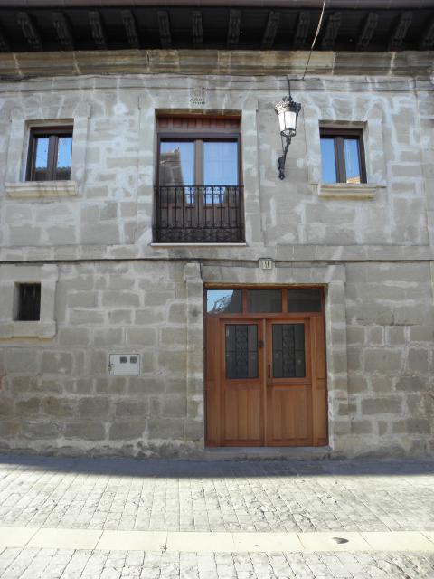 Casa solariega de la calle mayor de piedra de siller a - Piedra de silleria ...