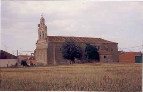 Iglesia nuestra se ora de la asunci n san vicente del palacio valladolid - San vicente del palacio ...