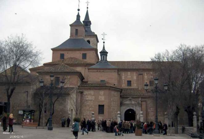 Iglesia san juan bautista arganda del rey madrid - Que ver en arganda del rey ...