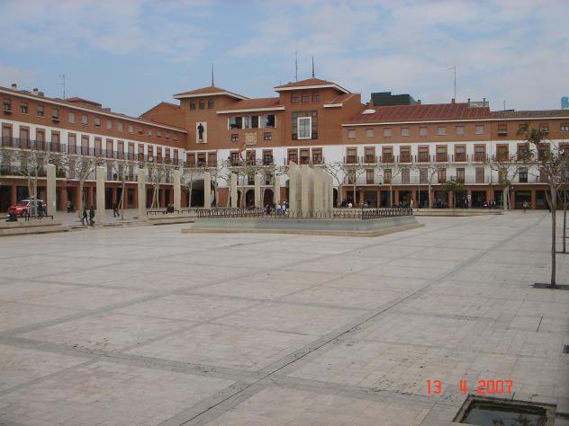 Antigua plaza mayor torrejon de ardoz madrid - Fotos de torrejon de ardoz ...