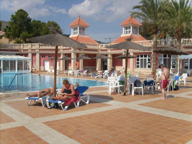 piscina balneario fortuna murcia