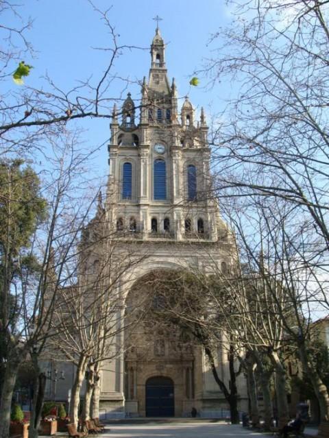 Basilica De Nuestra Senora De Begona Bilbao Vizcaya