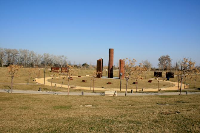 Parque Lineal De Plaza Zaragoza