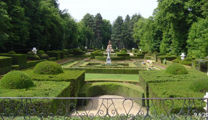 Fant sticos jardines san ildefonso o la granja segovia for Jardines san ildefonso
