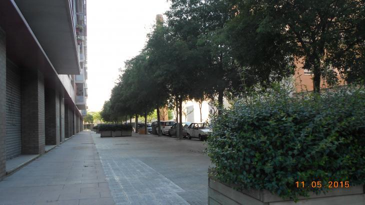 Calle serra de marina la llagosta barcelona - Calle marina barcelona ...