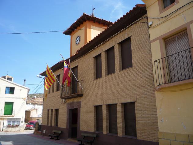 Casa de la villa niguella zaragoza for Casa la villa