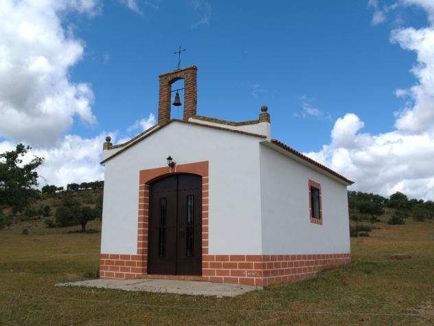 Ermita De San Isidro Medina De Las Torres Badajoz