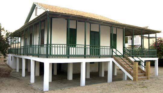 Resultado de imagen de Las casas de los ingleses en Punta Umbria