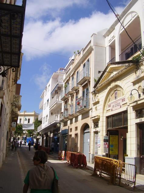 Calle en arreglos sitges barcelona - Fotos de sitges barcelona ...