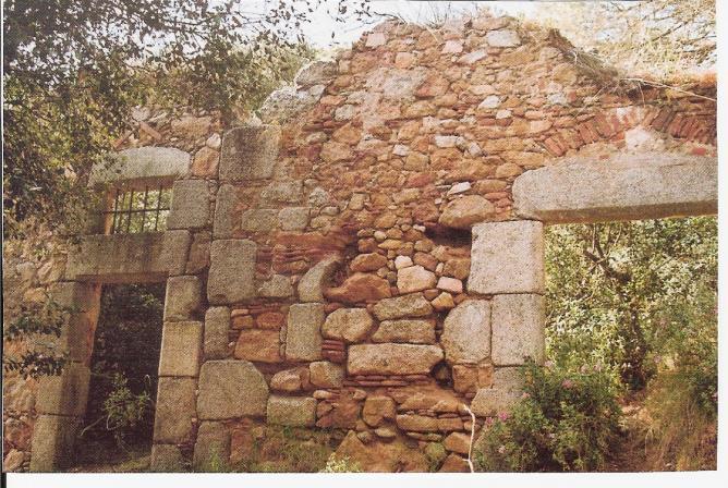 Ruines de l 39 hist ric santuari de lorita sant andreu de - Tiempo llavaneres ...