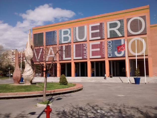 Teatro municipal buero vallejo alcorcon madrid - Teatro en alcorcon ...