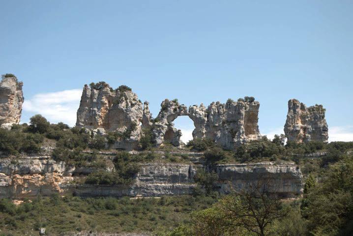 Orbaneja Del Castillo Mapa.El Beso De Los Camellos Y Mapa De Africa Orbaneja Del