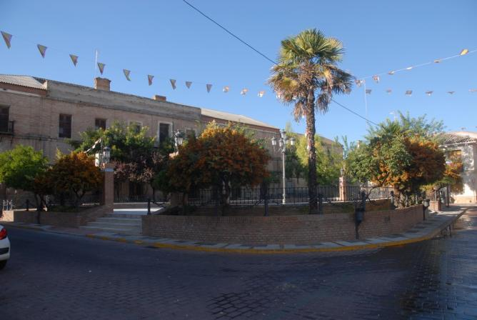 Plaza Del Ayuntamiento Cebolla Toledo