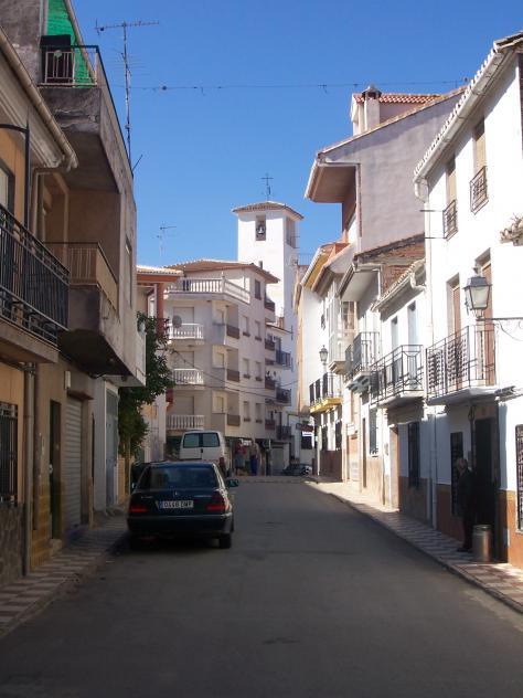 Calle madrid benalua de las villas granada for Villas de granada