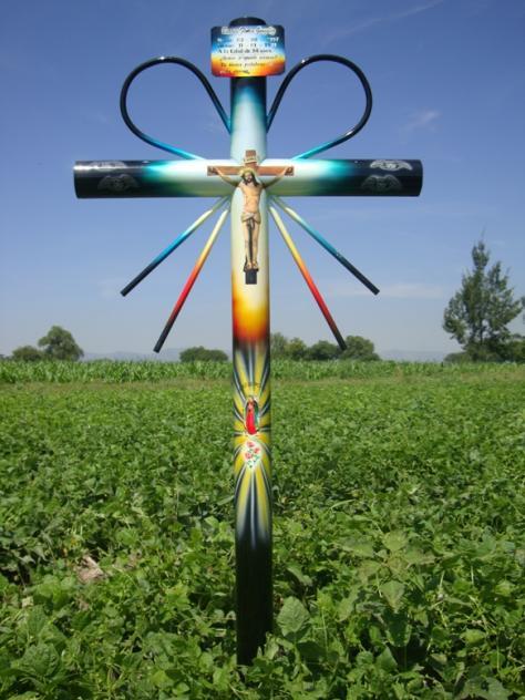 cruz para los difuntos, REDECILLA DEL CAMINO (Burgos)