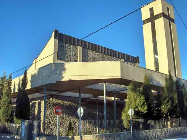 Las Matas Iglesia De San Jose Las Rozas Madrid