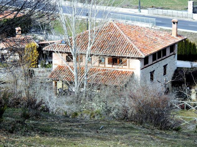 El molino de valdesgares convertido en casa rural cervera de pisuerga palencia - Casa rural cervera de pisuerga ...