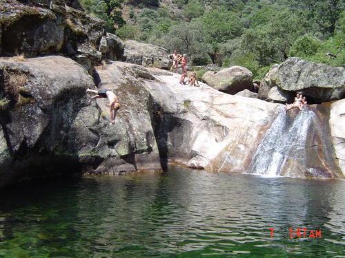 El recuencano talaveruela c ceres for Madrigal de la vera piscinas naturales