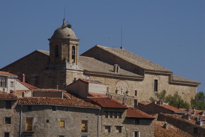 Iglesia parroquial Puetomingalvo, Teruel
