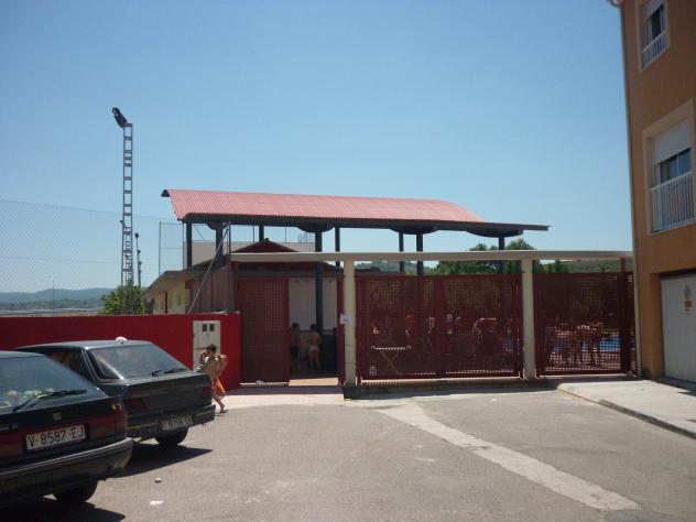 Piscina municipal san juan de enova valencia for Piscina municipal de valencia