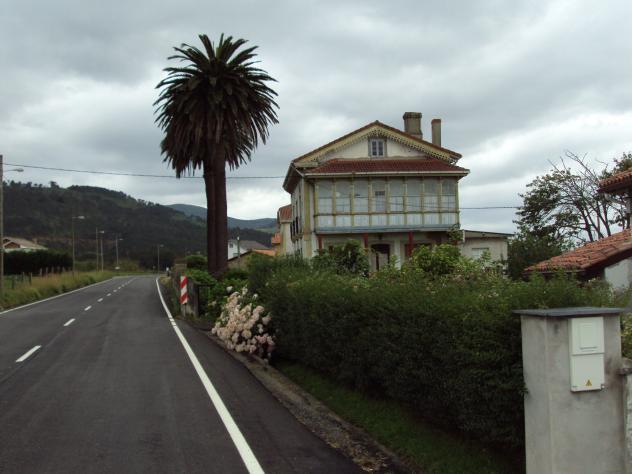 La casa de las palmeras santa marina asturias - La casa de las palmeras ...