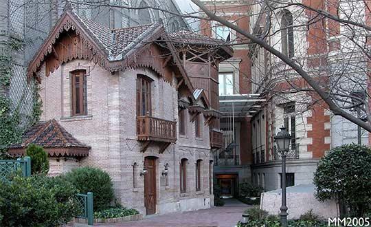 casa de america casita de munecas madrid