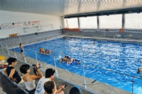 piscina cubierta sant feliu de llobregat barcelona