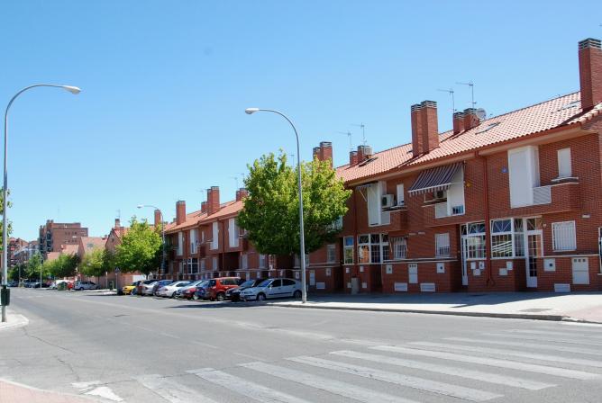 Calle oslo mostoles madrid for Calle oslo alcorcon