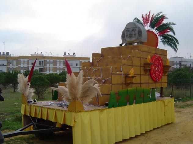 Carrozas De Reyes Magos Fotos.Cabalgata De Reyes Magos 2008 Las Carrozas Bellavista