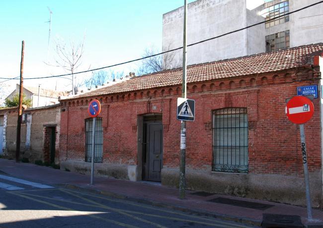 Casas calle agustina de arag n mostoles madrid - Casas en mostoles ...