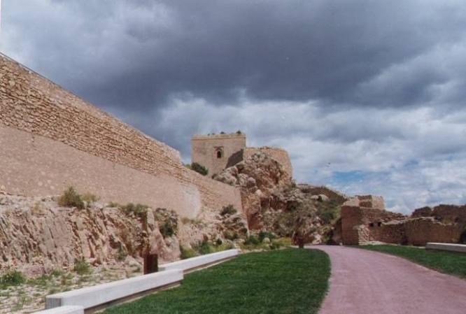 Castillo lorca murcia - Lorca murcia fotos ...