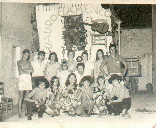 Carroza septiembre 1970 benalua de las villas granada for Villas de granada