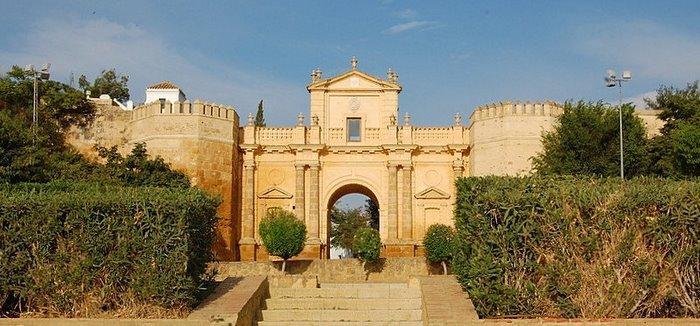 Puerta de c rdoba carmona sevilla for Puerta de sevilla carmona