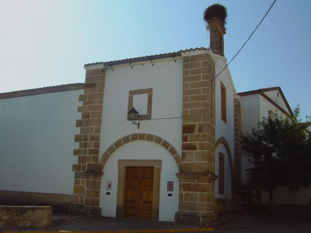 Iglesia de san antonio valencia de alcantara c ceres for Hoteles en valencia de alcantara