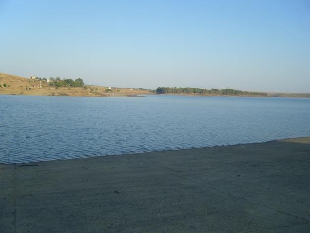 Segunda Playa Artificial Orellana De La Sierra Badajoz