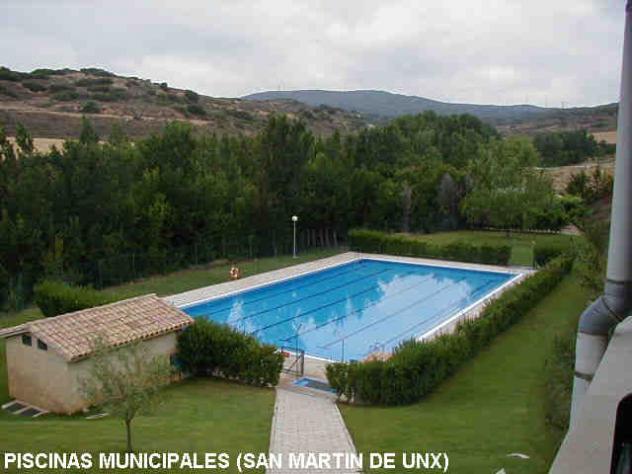 piscinas municipales san martin de unx navarra